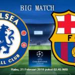 Wow seru, jadwal duel panas Chelsea VS Barcelona di liga Champion pekan ini